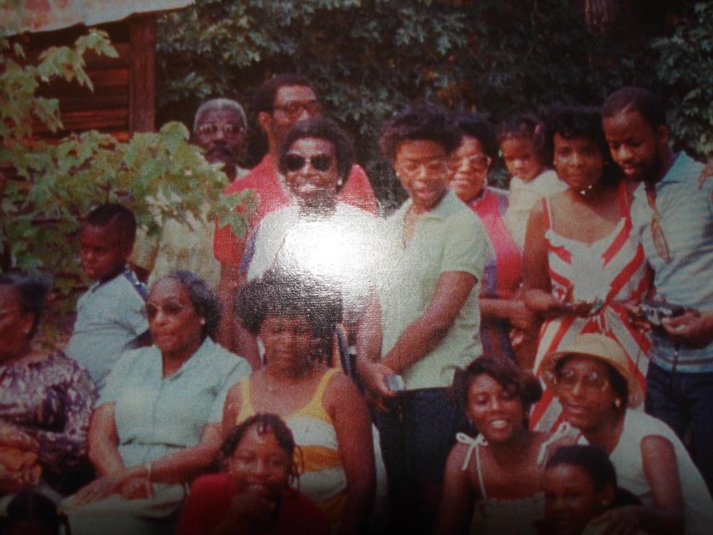 1982 Family Photo